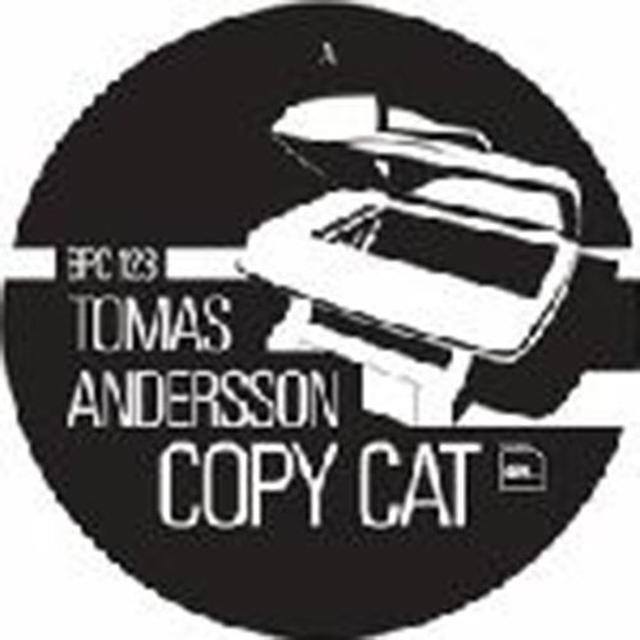 Tomas Andersson COPY CAT (EP) Vinyl Record