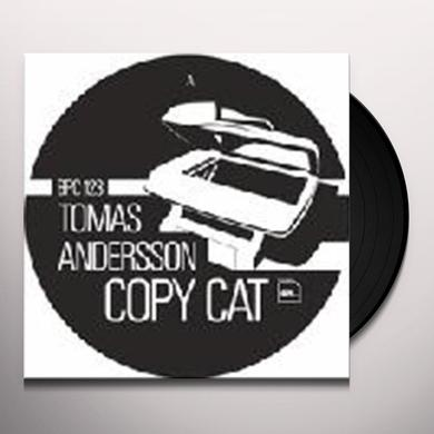 Tomas Andersson COPY CAT Vinyl Record