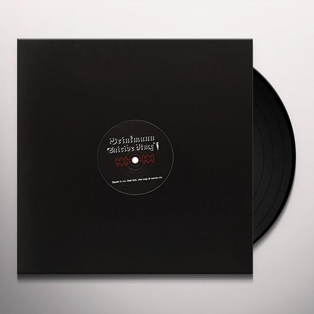 Suicide Vs Brinkmann DIAMONDS FURCOAT CHAMPAGNE / TOUCH ME Vinyl Record
