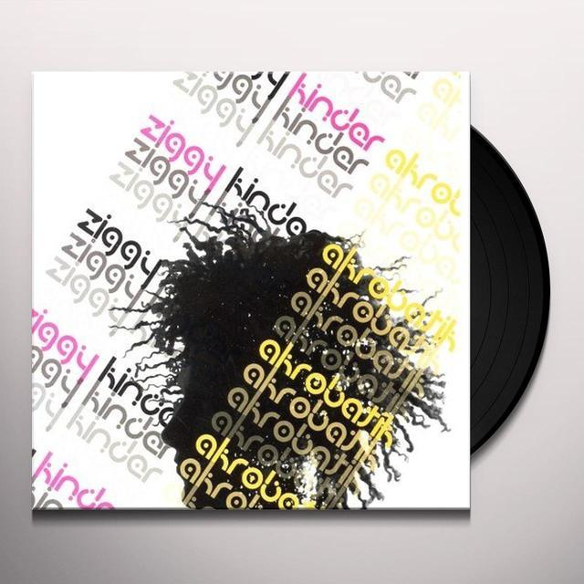 Ziggy Kinder AKROBATIK Vinyl Record
