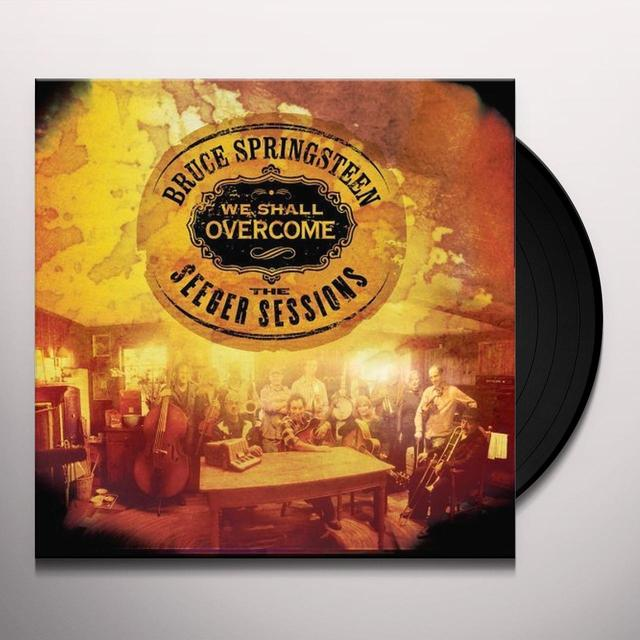 Bruce Springsteen WE SHALL OVERCOME: THE SEEGER SESSIONS Vinyl Record