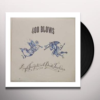 400 Blows ANGEL'S TRUMPETS & DEVIL TROMBONES Vinyl Record
