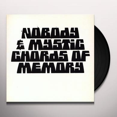 Nobody / Mystic Chords Of Memory BROADEN A NEW SOUND Vinyl Record