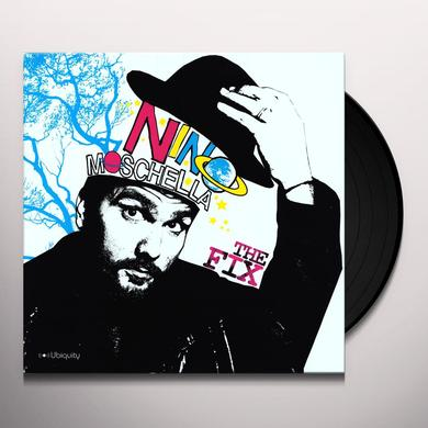 Nino Moschella FIX Vinyl Record