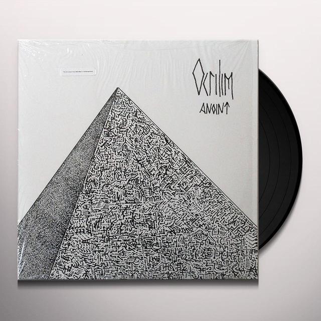 Ocrilim ANOINT Vinyl Record