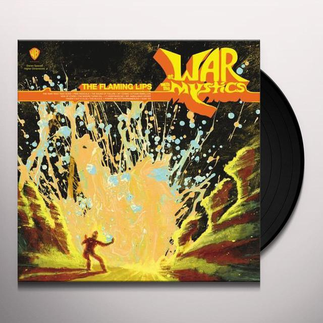 The Flaming Lips At War With The Mystics Colored Vinyl