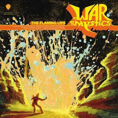 The Flaming Lips AT WAR WITH THE MYSTICS (COLORED VINYL) Vinyl Record