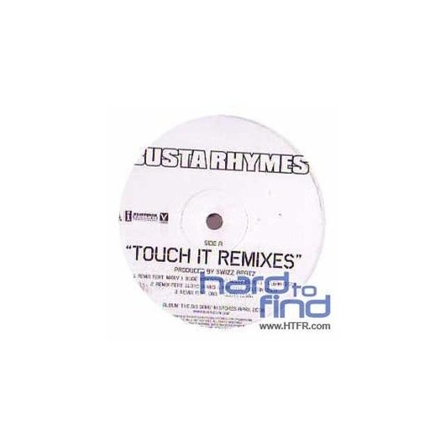 Busta Rhymes TOUCH IT (X3) Vinyl Record