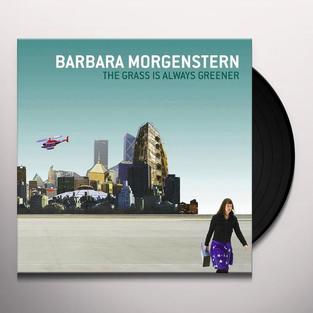 Barbara Morgenstern GRASS IS ALWAYS GREENER Vinyl Record