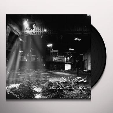 Wax Tailor TALES OF THE FORGOTTEN MELODIES Vinyl Record