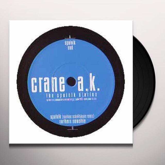 Crane A.K. SPUTNIK DIARIES Vinyl Record