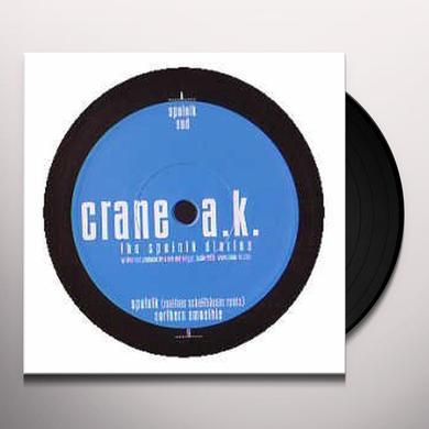 Crane A.K. SPUTNIK DIARIES (EP) Vinyl Record