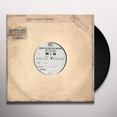 Max & Harvey SLEEP / UNTITLED DIALOGUE Vinyl Record - Limited Edition