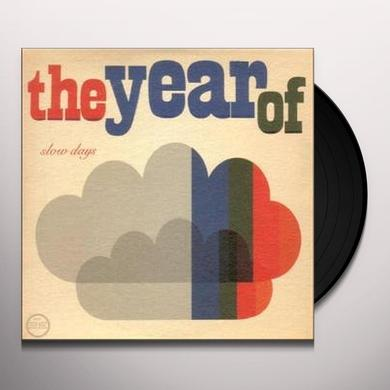 Year Of SLOW DAYS Vinyl Record