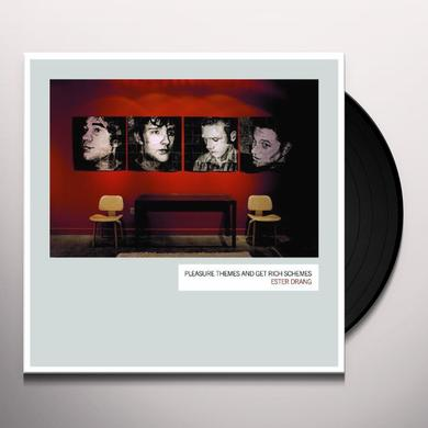 Ester Drang PLEASURE THEMES & GET RICH SCHEMES Vinyl Record
