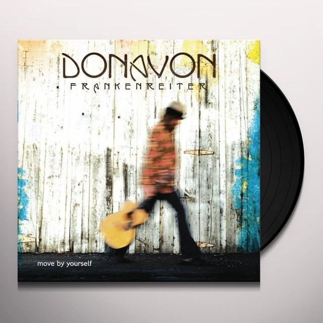 Donovan Frankenreiter MOVE BY YOURSELF (Vinyl)