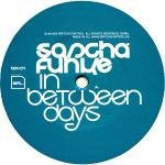Sascha Funke IN BETWEEN DAYS Vinyl Record