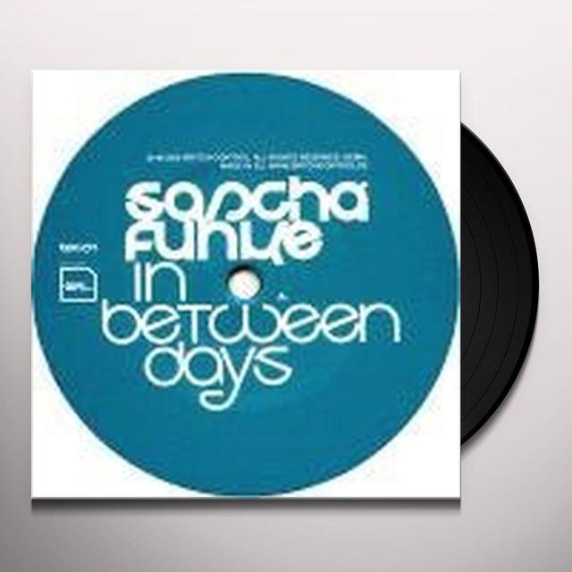 Sascha Funke IN BETWEEN DAYS Vinyl Record