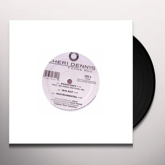 Cheri Dennis I LOVE YOU Vinyl Record
