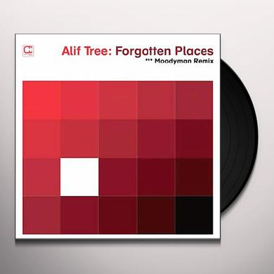 Alif Tree FORGOTTEN PLACES (MOODYMANN REMIX) Vinyl Record