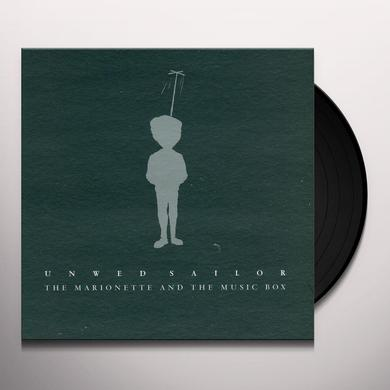 Unwed Sailor MARIONETTE & THE MUSIC BOX Vinyl Record