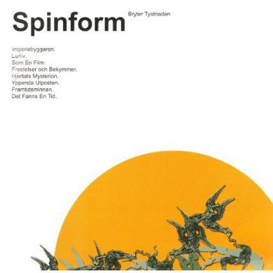 Spinform BRYTER TYSTNADEN Vinyl Record