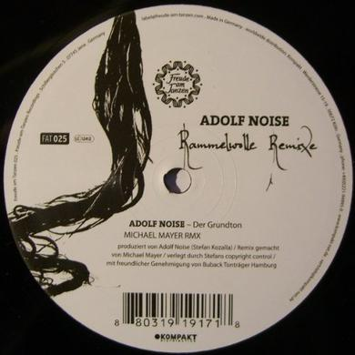 Adolf Noise RAMMELWOLLE REMIXE Vinyl Record