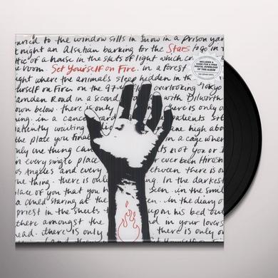 Stars SET YOURSELF ON FIRE Vinyl Record