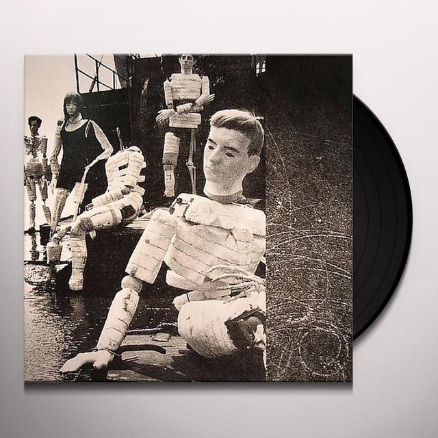 Triple R FRIENDS ARE SILENCE Vinyl Record