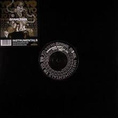 Spank Rock YOYOYOYOYO INSTRUMENTALS Vinyl Record