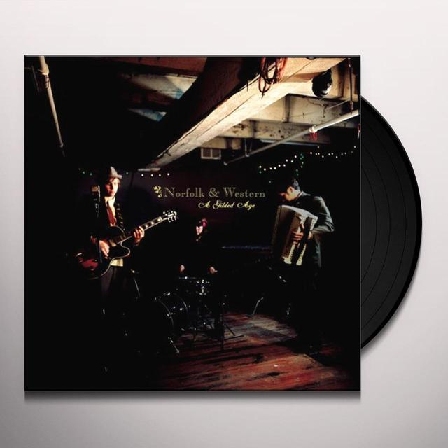 Norfolk & Western GLIDED AGE Vinyl Record