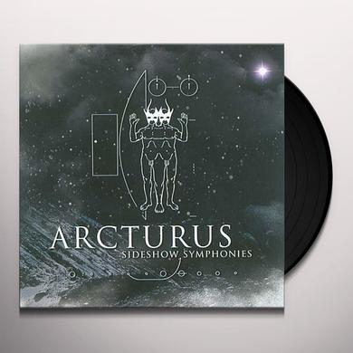 Arcturus SIDESHOW SYMPHONIES Vinyl Record - Limited Edition