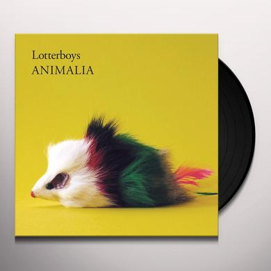 Lotterboys ANIMALIA Vinyl Record