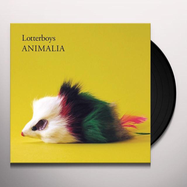 Lotterboys ANIMALIA Vinyl Record
