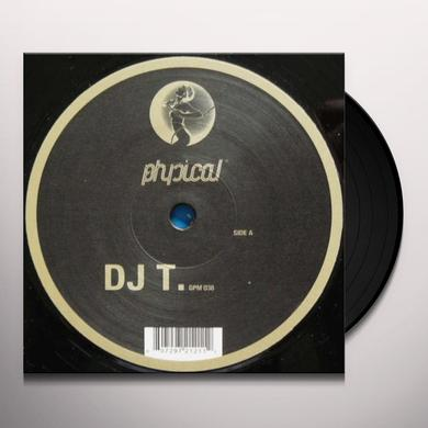 DJ T-Rock & Squashy Nice AMBUSH Vinyl Record