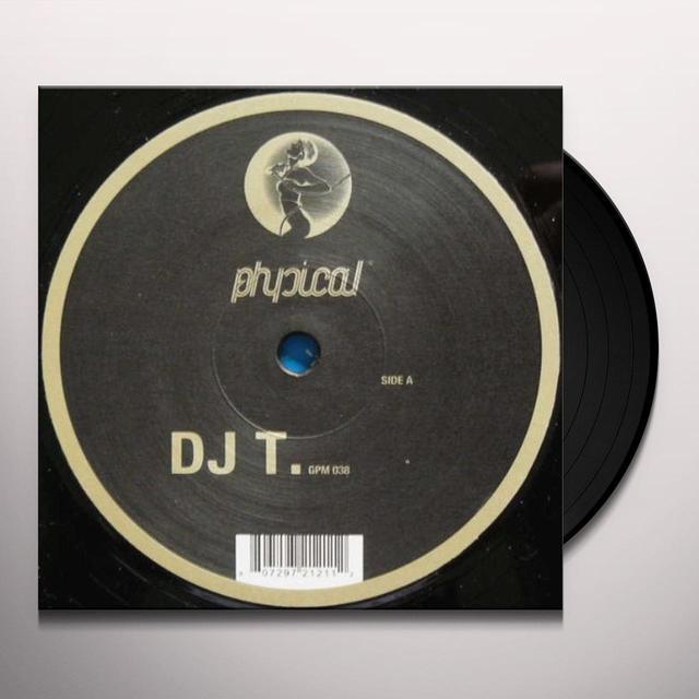 Dj T AMBUSH Vinyl Record