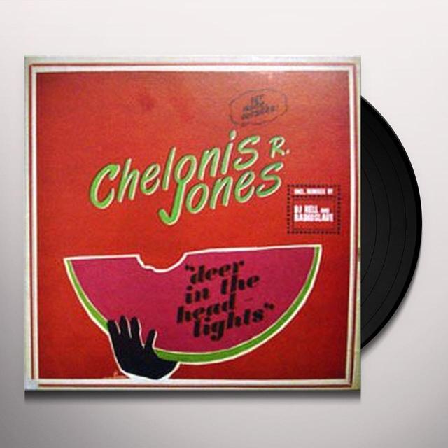 Chelonis R Jones DEER IN THE HEADLIGHTS Vinyl Record