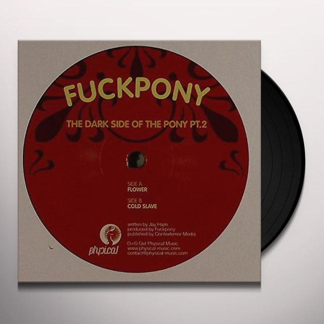 Fuckpony RIDE THE PONY EP Vinyl Record