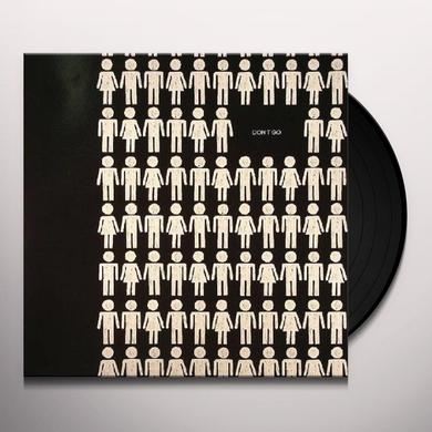 Elektrochemie DON'T GO EP Vinyl Record