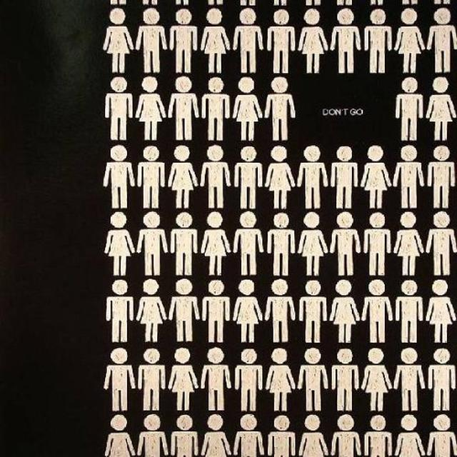 Elektrochemie DON'T GO EP (EP) Vinyl Record