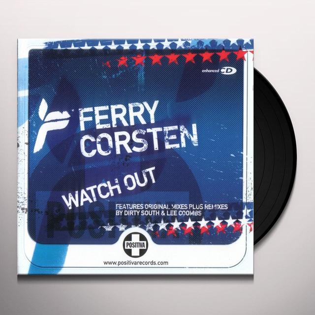 Ferry Corsten WATCH OUT Vinyl Record