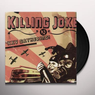 Killing Joke XXV GATHERING / LET US PREY Vinyl Record - Limited Edition