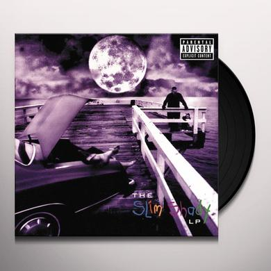 Eminem SLIM SHADY LP Vinyl Record