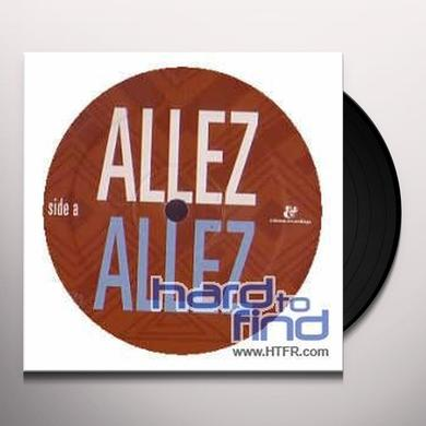 ALLEZ ALLEZ Vinyl Record - Remix