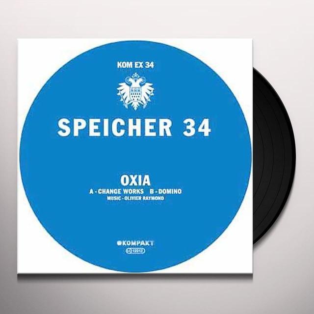 Oxia SPECHER 34 Vinyl Record