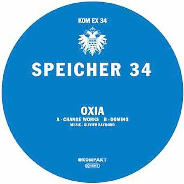 Oxia SPECHER 34 (EP) Vinyl Record