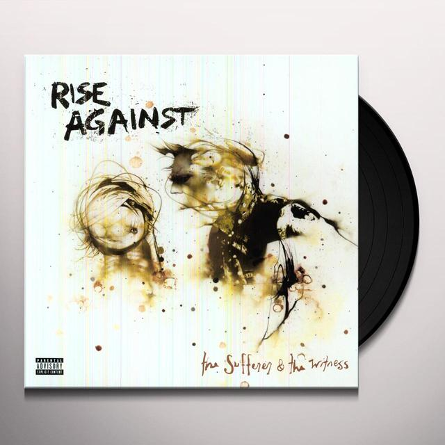 Rise Against SUFFERER & THE WITNESS Vinyl Record