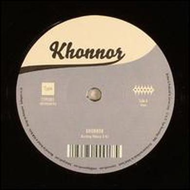 Khonnor BURNING PALACE Vinyl Record