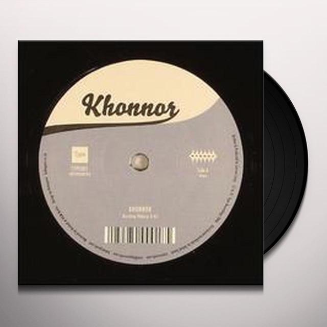 Khonnor BURNING PALACE Vinyl Record