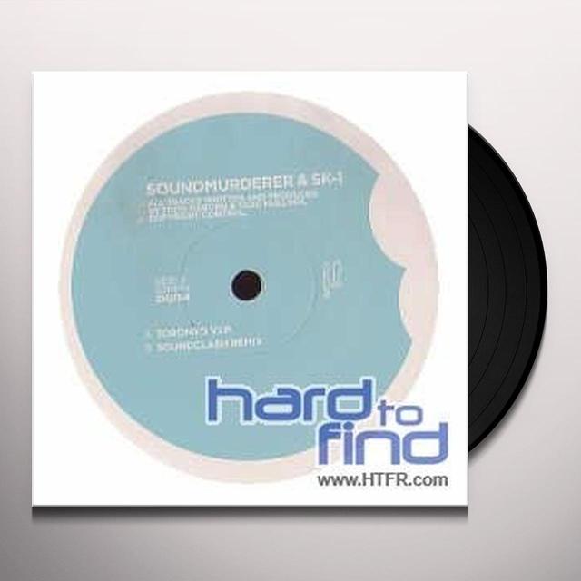 Soundmurderer & Sk-1 TORONTO V.I.P. Vinyl Record